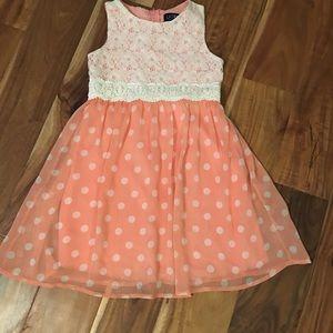 Other - Girls polka dot dress